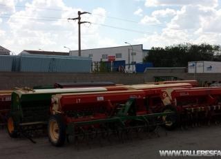 Tenemos gran variedad en sembradoras.