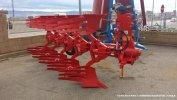 Ploughs  Quimel reversible 5 rejas