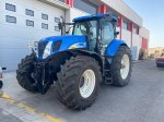Tractor Agricola New Holland T7060