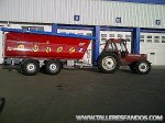 Agricultural trailers Nuñez Omega