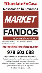 FANDOS MARKET QUEDATE EN CASA